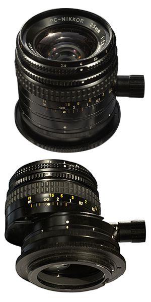 Nikon PC-Nikkor 35mm f2.8